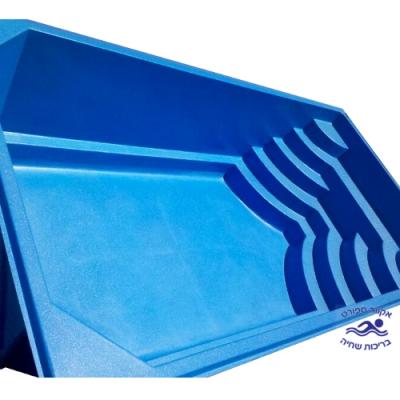 מודרניסטית בריכות שחיה פיברגלס | AquaSport - בריכות שחיה SK-92